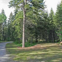 RV Park at Golden Golf Club