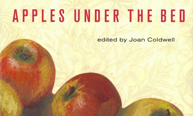 book titled Apples Under the Bed