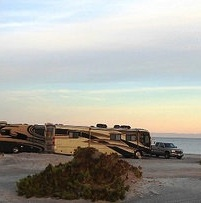Playa Santispac.