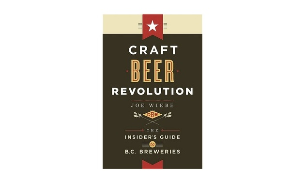 Cover of the book Craft Beer Revolution.