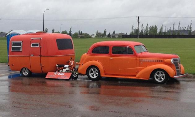 Chevy-Boler unit.