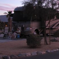 Borrego Springs RV park
