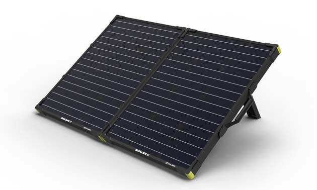 Boulder Solar Panel