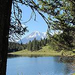 Wapiti Lake near Cranbrook, BC