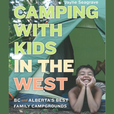 Cover of Camping with Kids in the West