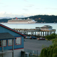Campbell River's Marine Heritage Centre.