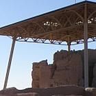 ancient building at Casa Grande monument site