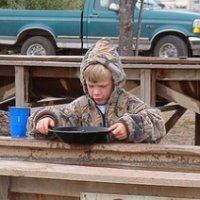 Camping in Chicken, Alaska