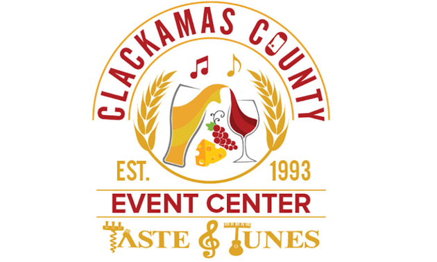 logo with event details