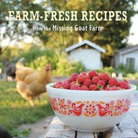 The cover of the Farm-Fresh Recipe Book.