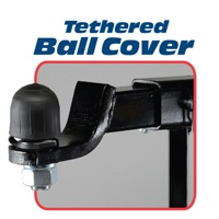 Photo of the tethered ball cover.