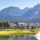 golf course in Fairmont BC