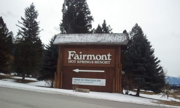 Fairmont Hot Springs, BC