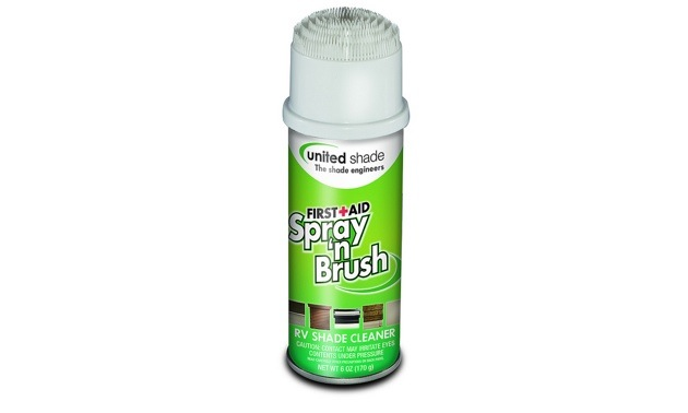 Spray n Brush Can.