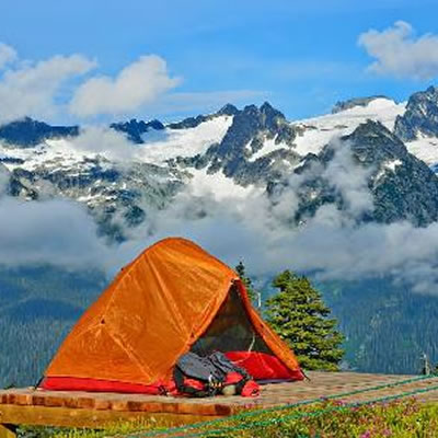 Garibaldi Provincial Park.