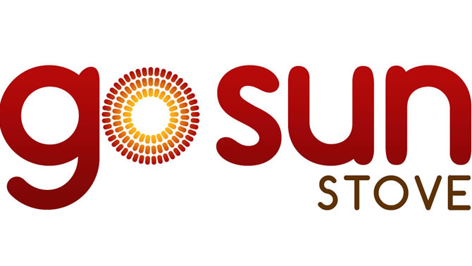 Picture of GoSun stoves logo.