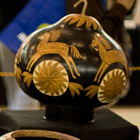 Entries from the 2010 Arizona Gourd Society's (AZGS) Annual Competition Art Show.