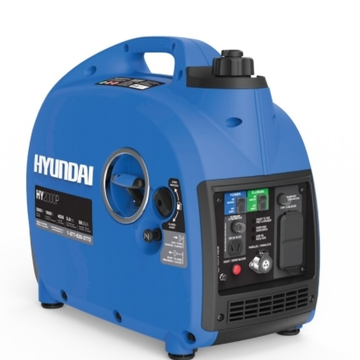 These new generators debut with completely redesigned inverter boards.