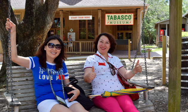 Spice up your life at Avery Island's Tabasco Factory, Country Store & Restaurant