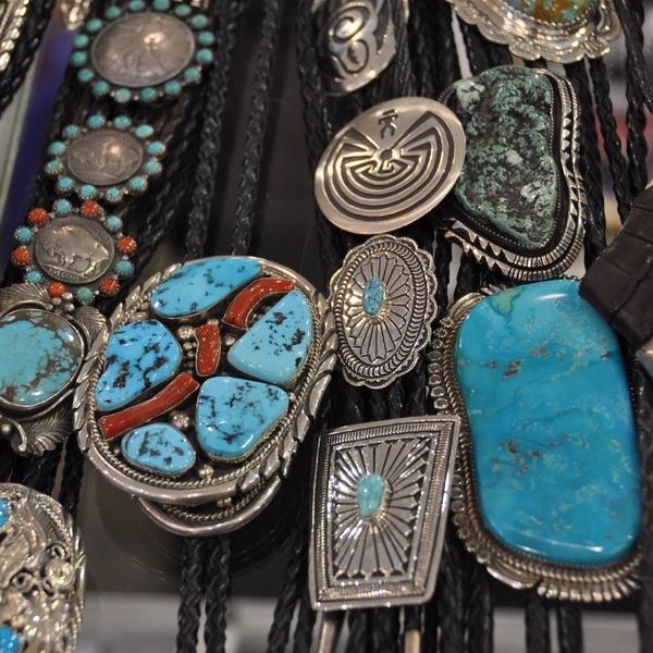 turquoise jewelry pieces