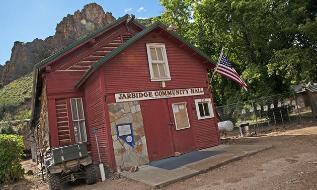 Jarbidge, Nevada.