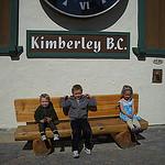Kids in Kimberley, BC