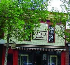 LaScala Jewellery, Camrose, Alberta.