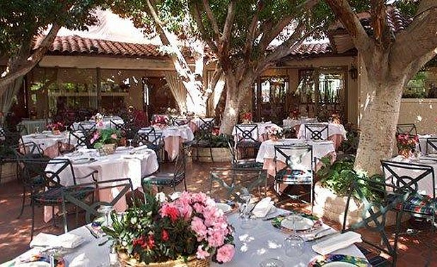 French Restaurant In Palm Springs Ca