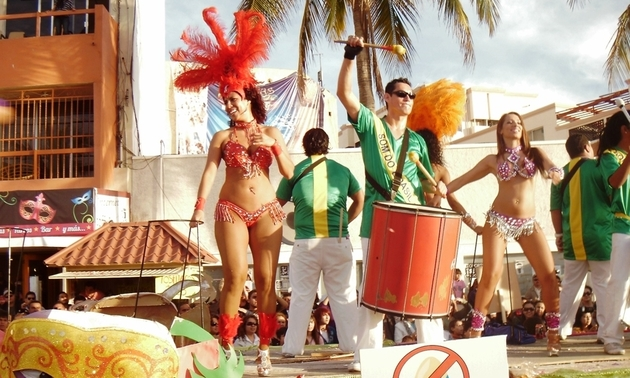 Carnaval La Paz is a must-see.