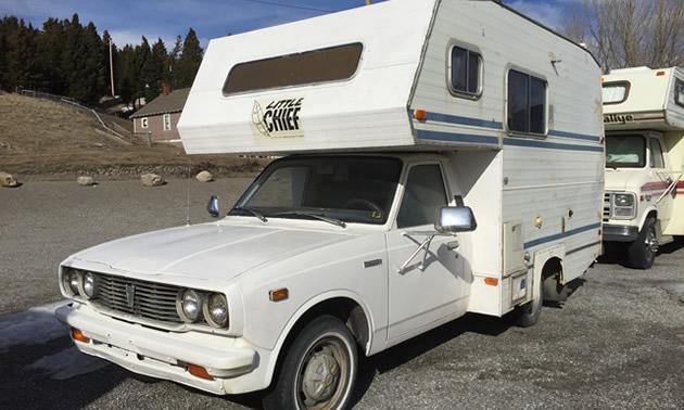 Vintage Rv1970s Little Chief Mini Motorhome Rvwest