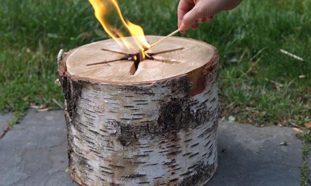 Light N' Go Bonfire