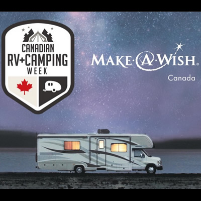 Go RVing Canada is pleased to announce the launch of Canadian RVing and Camping Week, May 24th to 29th.