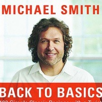 A photo of the cover of the book Back to Basics by Michael Smith.