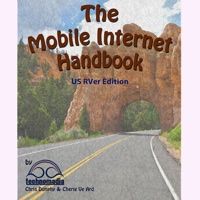 The cover of the Mobile Internet Handbook.
