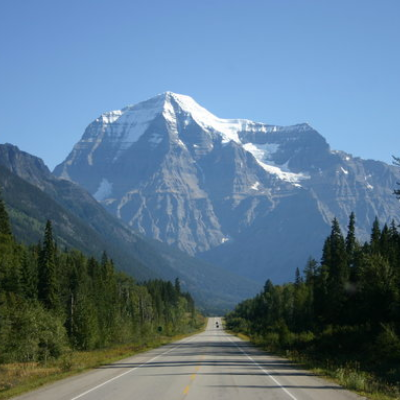 This pic was taken on the Yellowhead Hwy 16 in BC.