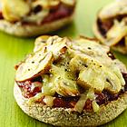 mushroom toasties appetizers