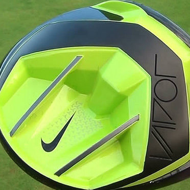Nike Vapor Speed Driver with cavity back.
