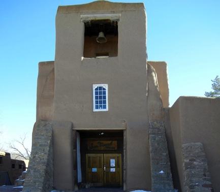 oldest church in U.S.
