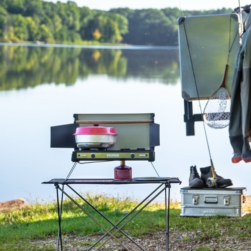 omnia oven on a camp stove