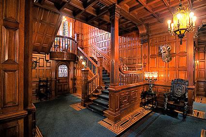 Interior of Craigdarroch Castle