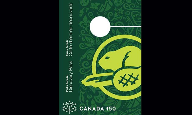 The Parks Canada Discovery Pass
