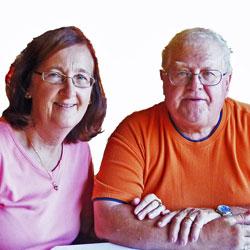 Photo of Duane and Lynda Pilson