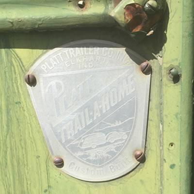 Logo of the Platt Trailer Co. Inc.