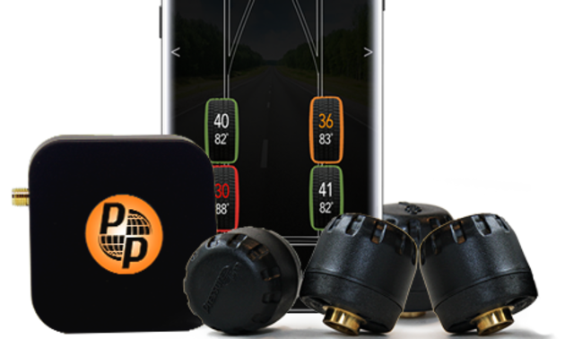 tire pressure monitoring system by Pressure Pro