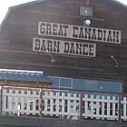 Great Canadian Barn Dance in Hillspring, Alberta