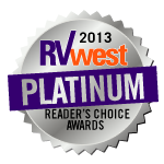 2013 RVwest Reader's Choice Awards