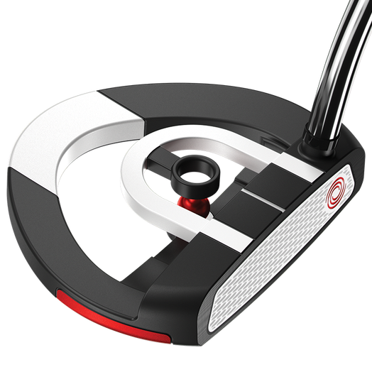 Odyssey Red Ball Putter. Photo courtesy of Callaway Golf