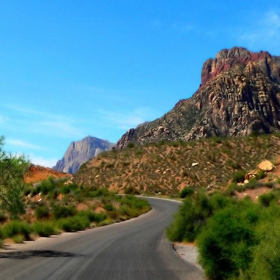 Nevada landscape photo