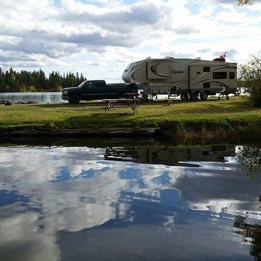SHeridan Lake Resort camping