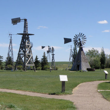 Southern Alberta has a wealth of historical attractions.